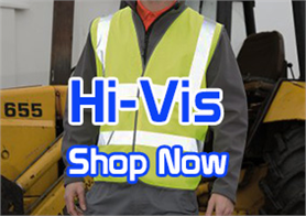 Quality hi vis available branded with your logo