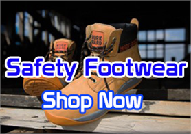 Hard wearing safety footwear for your business.
