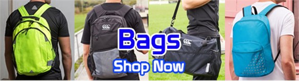 Large collection of bags available to be branded with your logo
