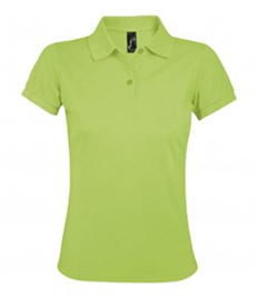 SOL'S Ladies Prime Poly/Cotton Pique Polo Shirt