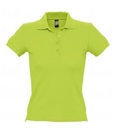SOL'S Ladies People Cotton Pique Polo Shirt