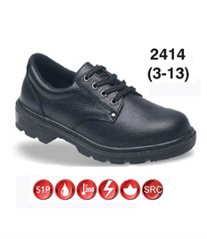 Briggs Footwear Black Dual Density Shoe