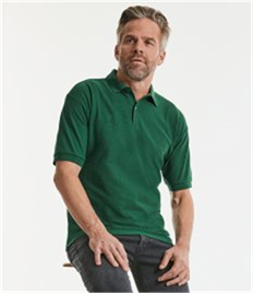 Russell Poly/Cotton Pique Polo Shirt