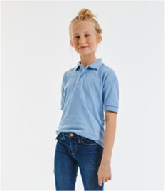 Jerzees Schoolgear Kids Hardwearing Poly/Cotton Pique Polo Shirt