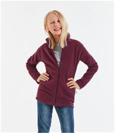 Jerzees Schoolgear Kids Outdoor Fleece Jacket