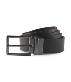 ASQUITH AND FOX MENS TWO WAY LEATHER BELT