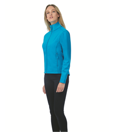 B & C LADIES SOFTSHELL JACKET