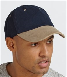 Beechfield Heavy Brushed Low Profile Cap