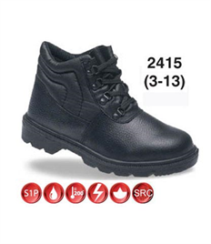 Briggs Footwear Black Dual Density Boot