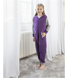 COMFY CO KIDS LIGHTWEIGHT ONESIE
