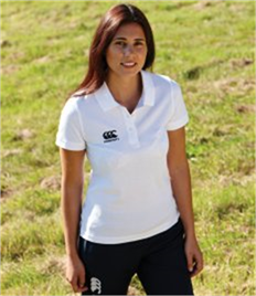 Canterbury Ladies Waimak Piqué Polo Shirt