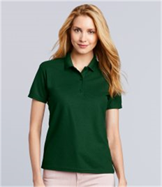 Gildan Ladies Performance® Double Pique Polo Shirt