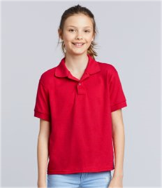 Gildan Kids DryBlend® Double Pique Polo Shirt