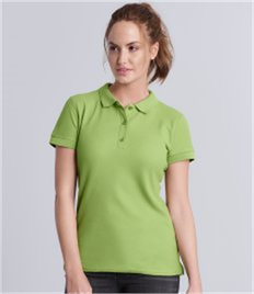 Gildan Ladies Premium Cotton® Double Pique Polo Shirt