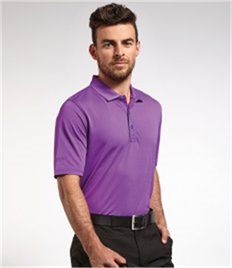 Glenmuir Performance Piqué Polo Shirt
