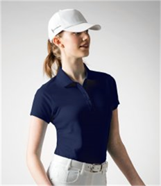 Glenmuir Ladies Pique Polo Shirt