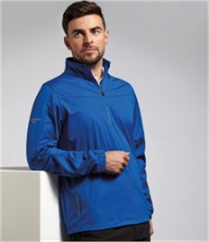 Glenmuir Aragon Zip Neck Soft Shell Windshirt