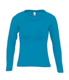 SOL'S Ladies Majestic Long Sleeve T-Shirt