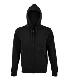 SOL'S Spike Full Zip Hooded Sweatshirt