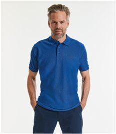 Russell Ultimate Cotton Piqué Polo Shirt