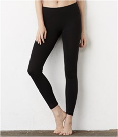 Bella Ladies Cotton Spandex Leggings