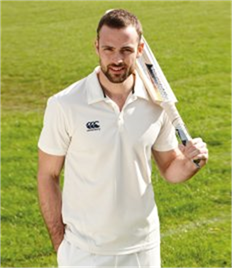 Canterbury Cricket Shirt