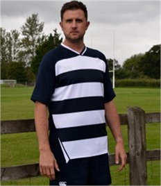 Canterbury Evader Hooped Jersey