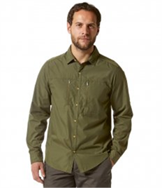 Craghoppers Kiwi Boulder Long Sleeve Shirt