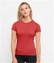 Ecologie Ladies Ambaro Recycled Sports T-Shirt