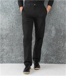 Henbury Flat Fronted Chino Trousers
