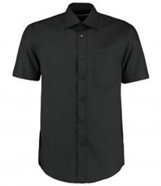 Kustom Kit Short Sleeve Classic Fit Business Shirt