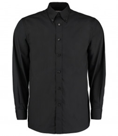 Kustom Kit Long Sleeve Classic Fit Workforce Shirt