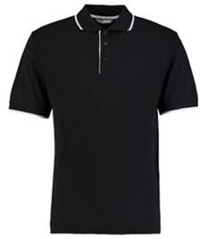 Kustom Kit Essential Poly/Cotton Piqué Polo Shirt