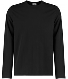 Kustom Kit Long Sleeve Fashion Fit Superwash® 60° T-Shirt