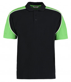 Gamegear Formula Racing Monaco Cotton Piqué Polo Shirt