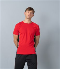 Finden and Hales Performance Panel T-Shirt