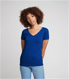 Next Level Ladies Ideal V Neck T-Shirt