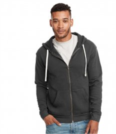 Next Level Unisex Fleece Zip Hoodie