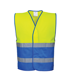 Portwest Hi-Vis Two-Tone Vest
