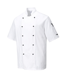 Portwest Kent Chefs Jacket