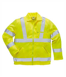Portwest Hi-Vis P/C Jacket