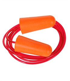 Portwest Corded PU Foam Ear Plug (200)