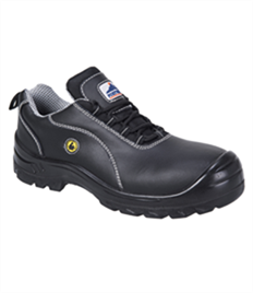 Portwest ESD Leather Safety Shoe