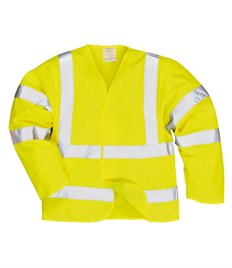 Portwest Hi-Vis Jacket FR Finish