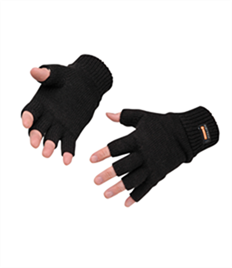 Portwest Knit Glove Fingerless