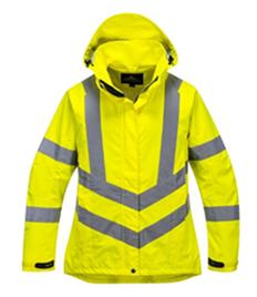 Portwest Ladies HiVis Breathable Jacket