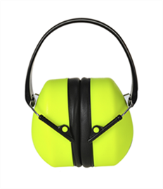 Portwest Super Hi-Vis Ear Protector