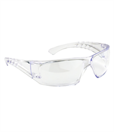 Portwest Clear View Safety Spectacle