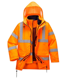 Portwest Hi-Vis Interactive Jacket