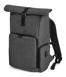 Quadra Q-Tech Charge Roll-Top Backpack